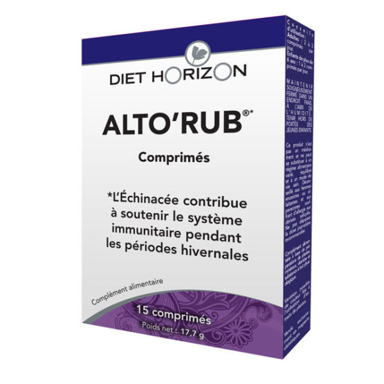 Alto'Rub Diet Horizon Comprimé