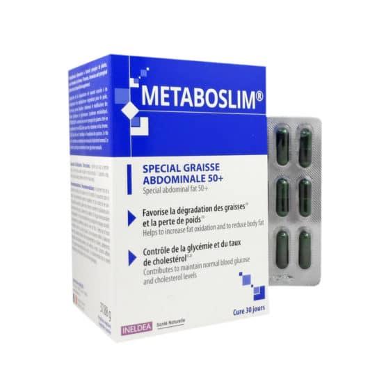 Metaboslim Ineldea 90 gélules