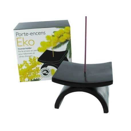 Porte-encens Eko Noir