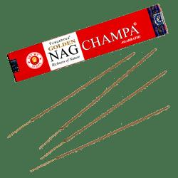 L'encens Golden Nag Champa