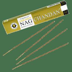 L'encens Golden Nag Chandan