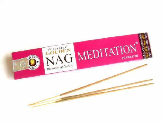L'encens Nag Champa Méditation