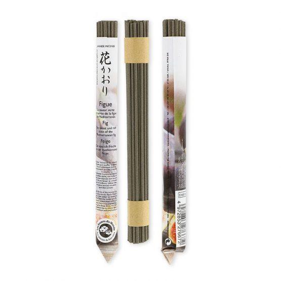 Encens japonais – Figue – 35 bâtonnets