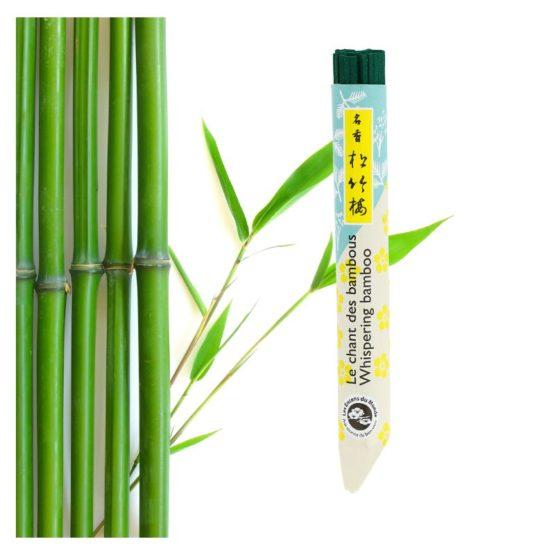 Encens japonais – Le Chant des Bamboo- 35 bâtonnets