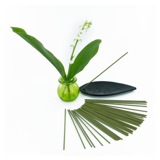 Encens japonais – Muguet – 35 bâtonnets