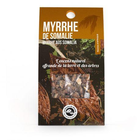 Résine Myrrhe de Somalie