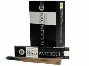 L'encens Golden Nag Patchouli