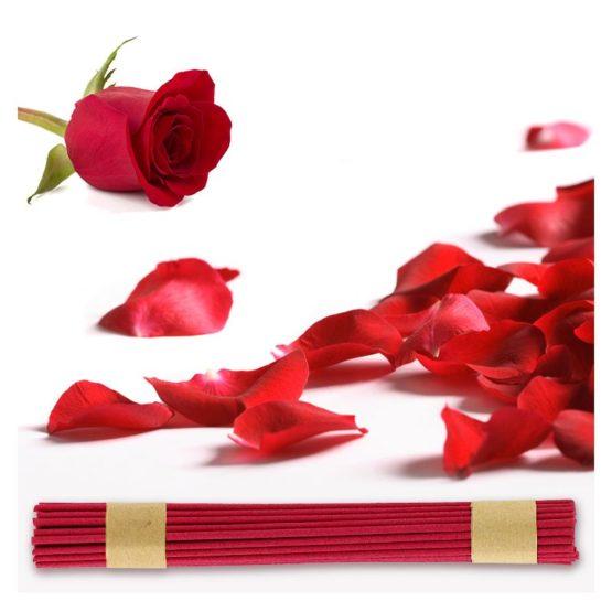 Encens japonais – Rose – 35 bâtonnets