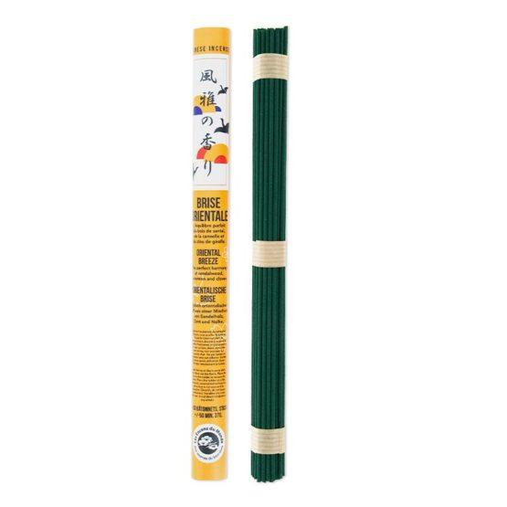 Encens japonais – Brise Orientale- 60 bâtons