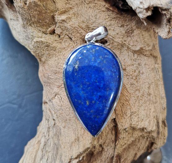 Pendentif Lapis Lazuli Monture Argent