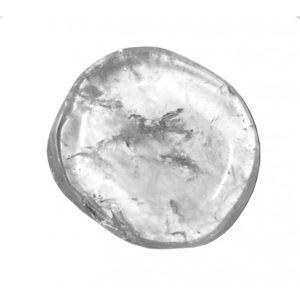 Cristal de Roche Pierre Plate
