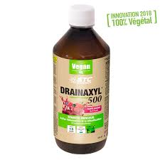 Drainaxyl Saveur Fruit Rouge 500ml