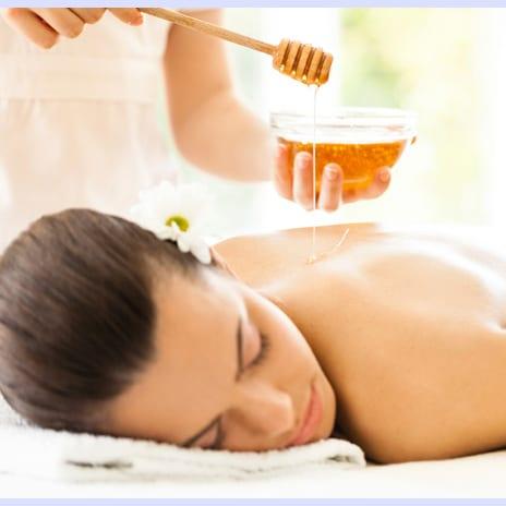 Massage Russe au Miel BIO 60mm