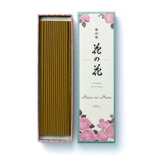 Encens japonais Hana no Hana Rose