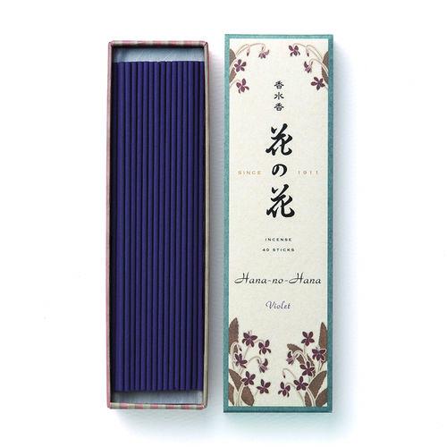 Encens japonais Hana no Hana Violette