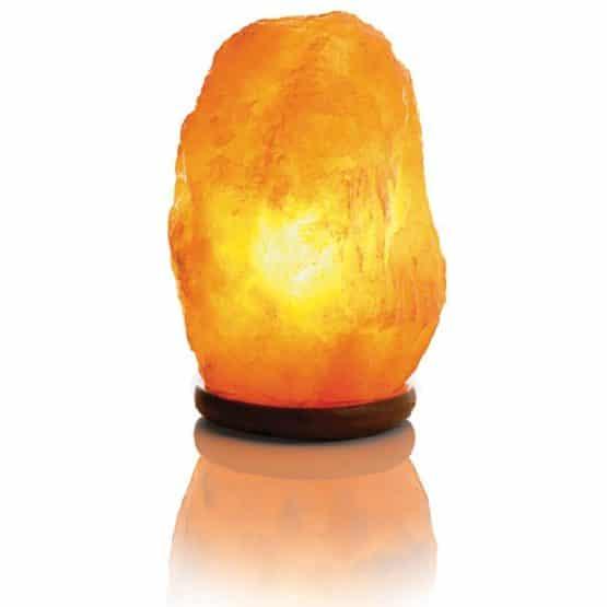 Lampe en cristal de sel de l'Himalaya 7/9kg