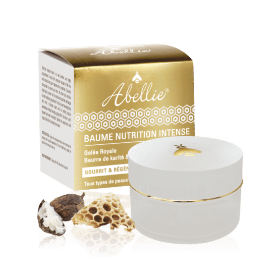 Abellie Baume Corps Nutrition Intense® bio 100ml