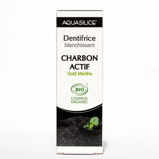 Dentifrice Charbon Actif – certifié BIO