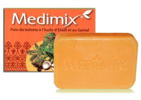 Savon Medimix Ayurvédique Santal à l'huile d'Eladi 125g-KERALA