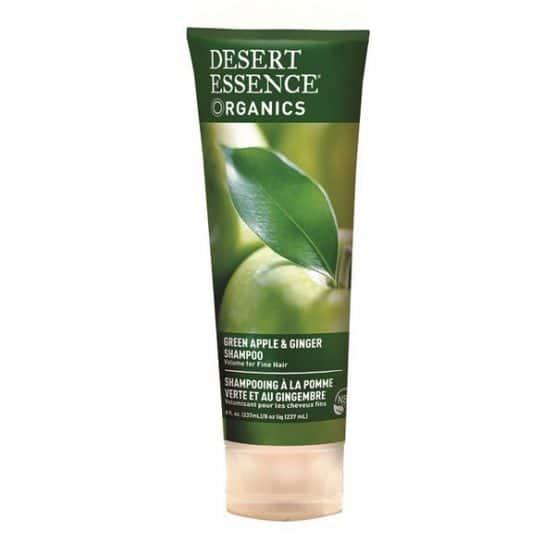 Shampoing a la pomme verte et au gingembre 237 ml