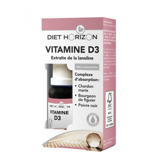 Vitamine D3 – 15 ml