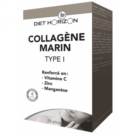 Collagene Marin 3500 mg – 15 sticks Diet Horizon