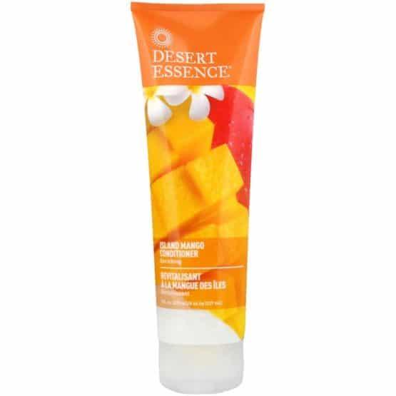 Après-shampoing revitalisant à la mangue des îles Desert Essence 237 ml