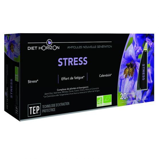 Diet Horizon Stress 20 ampoules