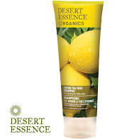 Shampoing Citron Desert Essence 237 ml