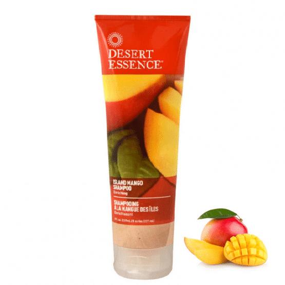 Shampoing à la Mangue des Îles Desert Essence 237 ml