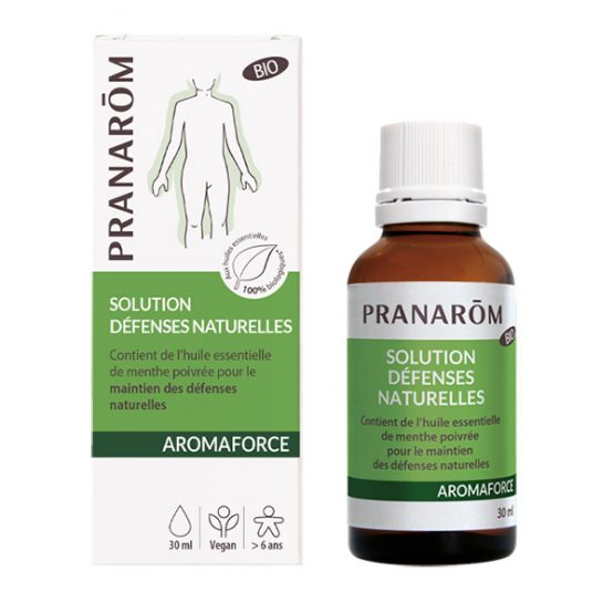 Pranaforce – Aromaforce- Solution défenses naturelles 30 ml
