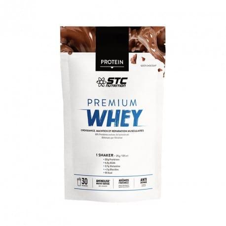 STC PREMIUM WHEY Chocolat 750gr
