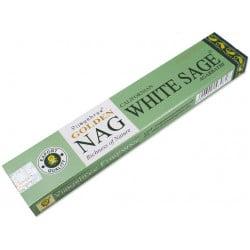 Encens Gloden Nag White Sage Bâton