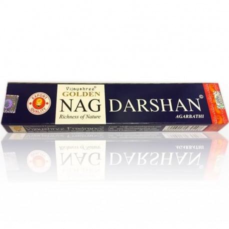 L'encens Golden Nag Darshan
