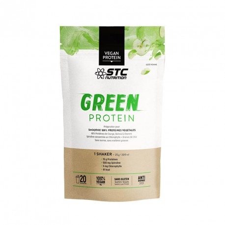 STC GREEN PROTEIN 500gr