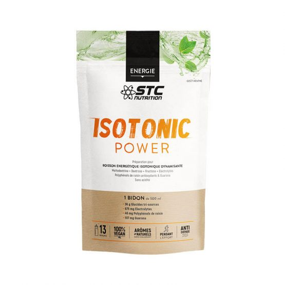 STC ISOTONIC POWER Saveur Menthe 525gr