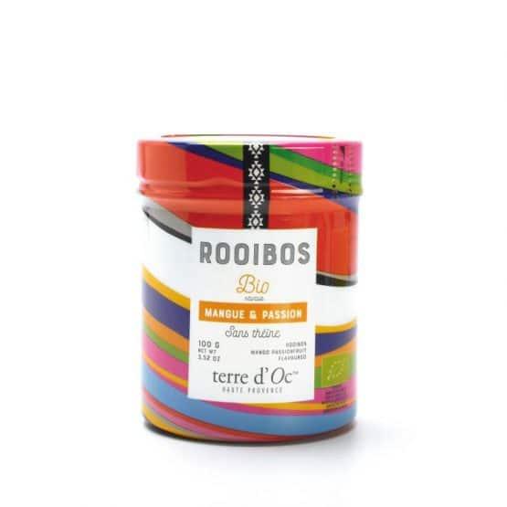 Rooibos bio Saveur Mangue Passion Terre d'Oc