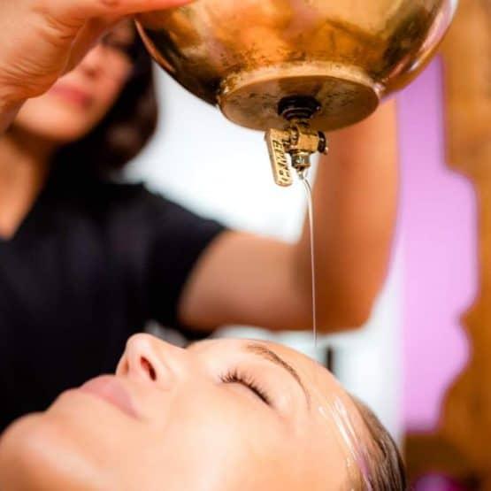 Massage Royal Shirodhara 90 mm