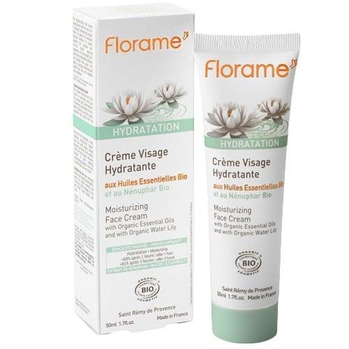 Florame Crème visage hydratante – 50ml