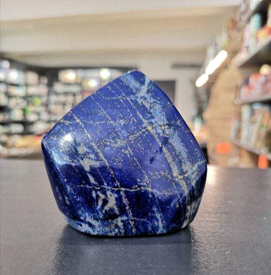 Lapis Lazuli – Forme libre 160gr ref 4242b