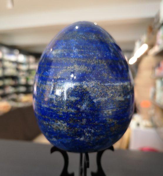 Lapis Lazuli – Oeuf 840gr ref2450