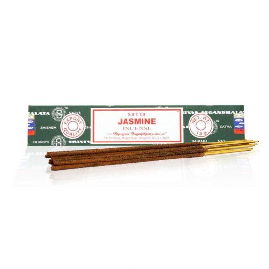L'encens Satya Jasmine bâtonnets
