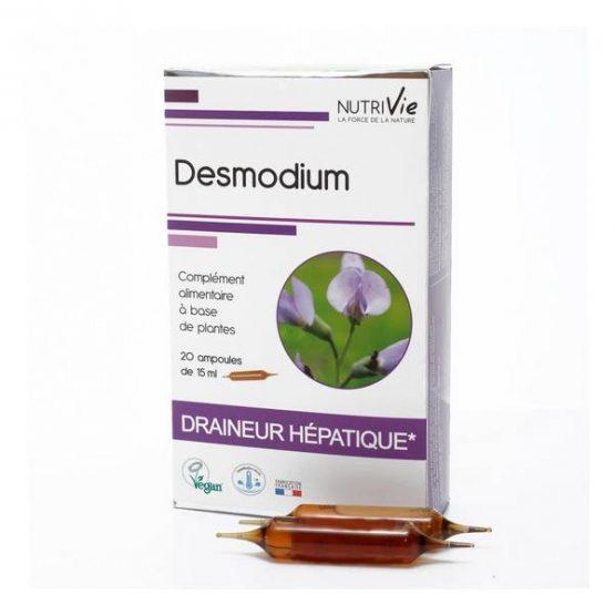Desmodium 20 ampoules de 15ml bio