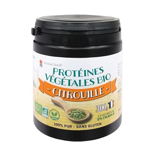 Protéines de Citrouille Bio 300 gr