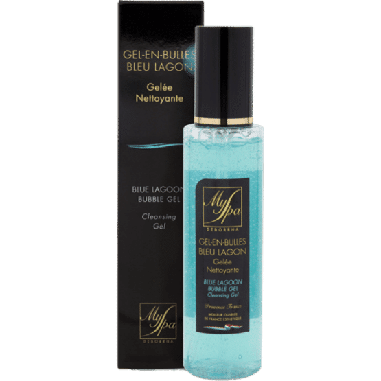 MySpaGel En Bulles Bleu Lagon–Gelée Nettoyante 150ml