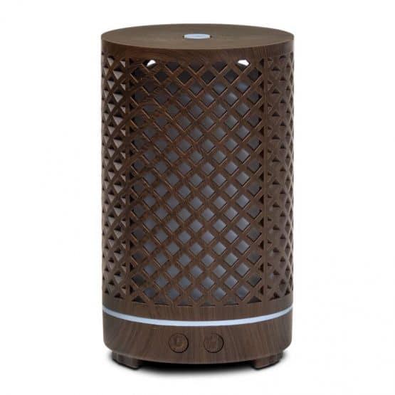 Diffuseur dárôme ultrasonique Zen Breeze marron